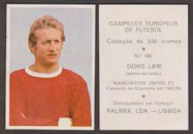 Manchester United Denis Law Scotland 180
